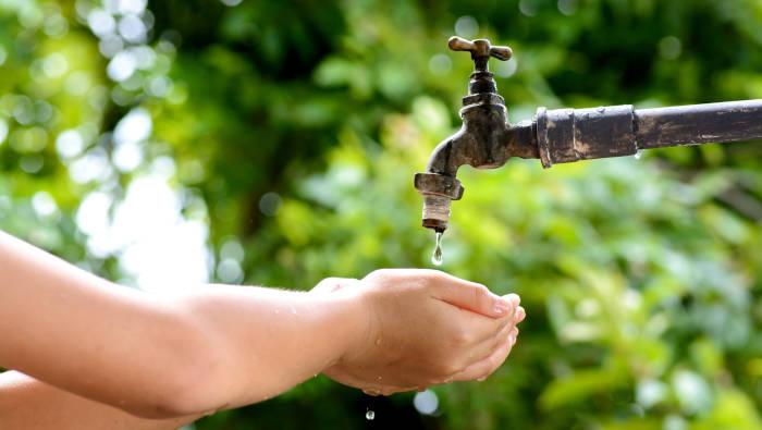 sauberes Trinkwasser ist kostbar und ein Menschenrecht